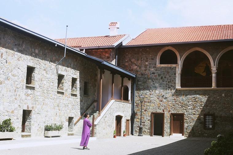Белоснежное лето: путешествие на Кипр Юлии Ивановой