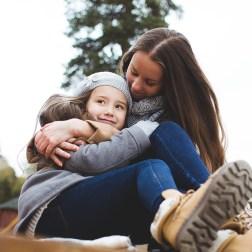 Kak sestry osennjaja progulka mamy i docheri (17)