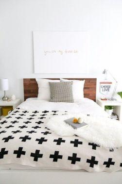 Маленькая спальня: 5 советов + 65 идей