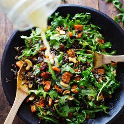 Salat s garnirom (4)