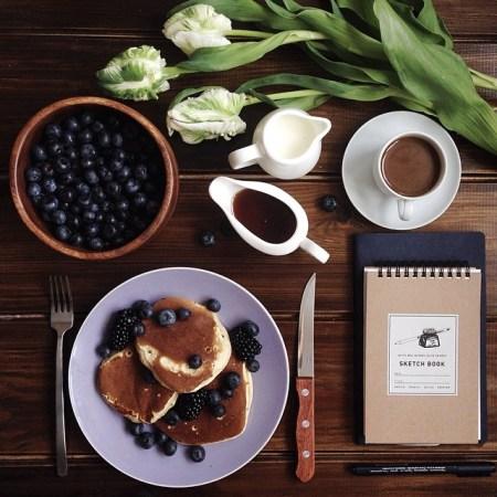 Блог и еда: интервью с Марией Бабиной