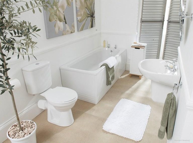 Базовые рекомендации по обустройству ванной комнаты