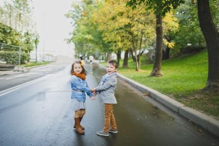 Дружба с рождения: Матвей и Катя