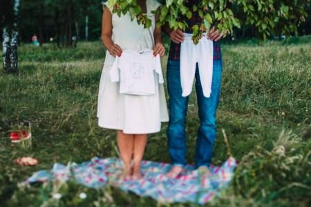 Так легко быть счастливыми: Катя и Виталик в ожидании