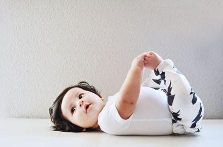 Модный гардероб ребенка: шьем леггинсы