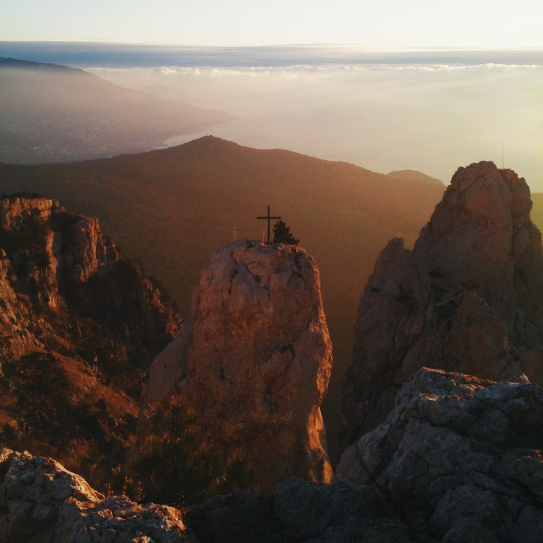 Дух гор: путешествие на Ай-Петри