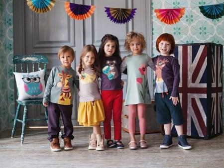 Красивое детство: интервью c создателями бренда детской одежды Cava enfants
