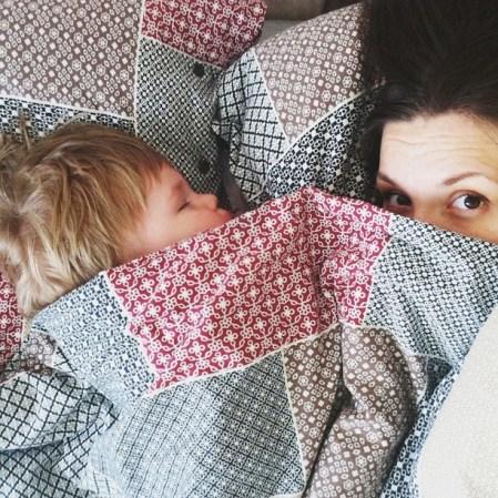 Жизнь замечательных мам: интервью с Анной Pannamamka