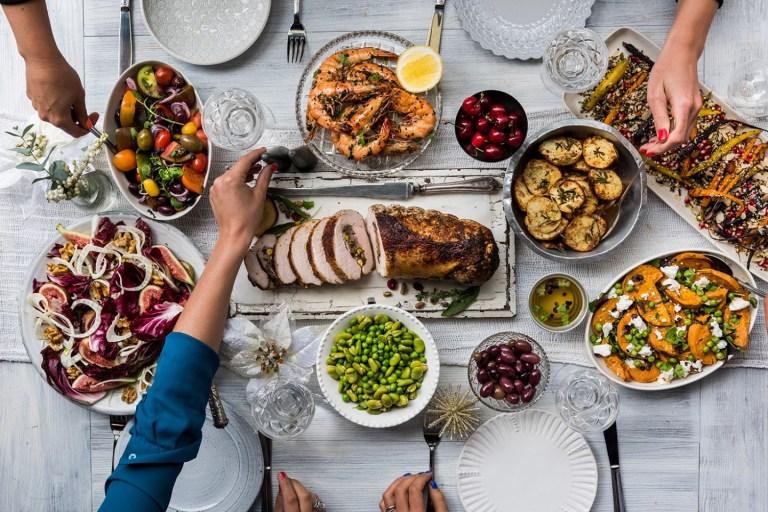 На кухне с Дашей: Новогоднее меню