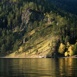 Величие и гармония: природа Прибайкалья