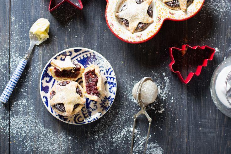 Рецепт английского рождественского угощения