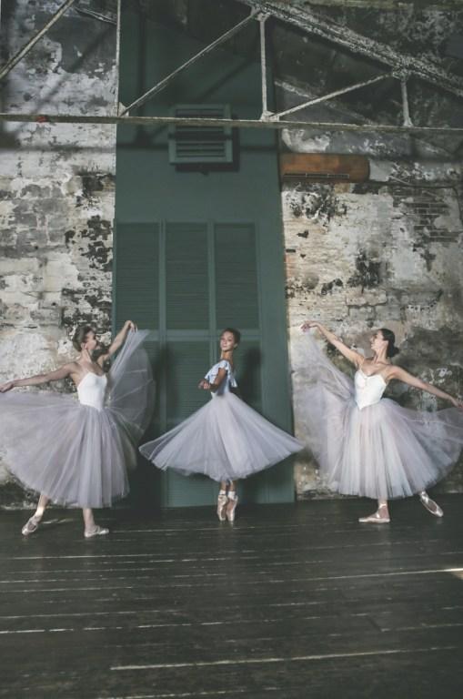 Московская школа балета En Pointe