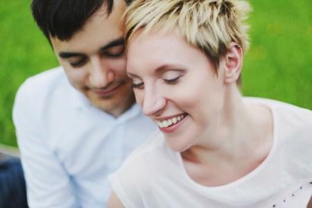 Улыбка до ушей: Альберт и Ирина в ожидании чуда