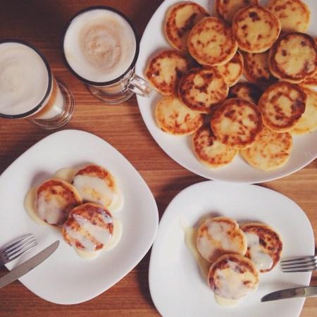 Быстрые рецепты от Вероники: сырники