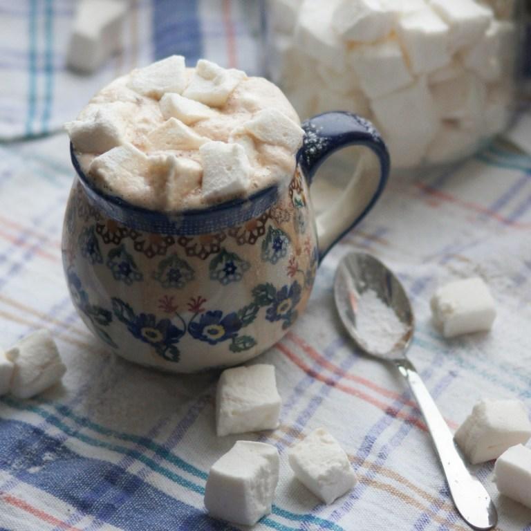 Рецепт домашнего машмерллоу