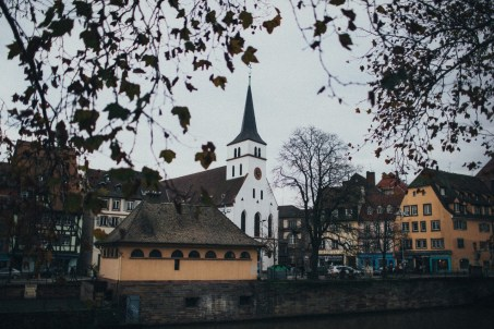 На берегах Рейна: путешествие в Эльзас