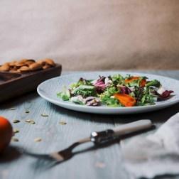 salat-s-zelenju-hurmoj-i-kozim-syrom-1 (3)