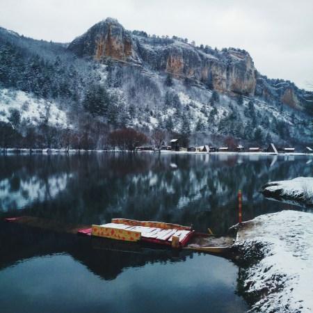 Путевые заметки Олега Бреславцева: зимний Крым