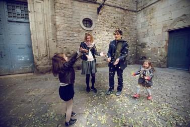 Прогулки по городу: семейная Барселона