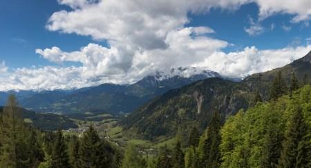 Домик в горах: путешествие в Альпы