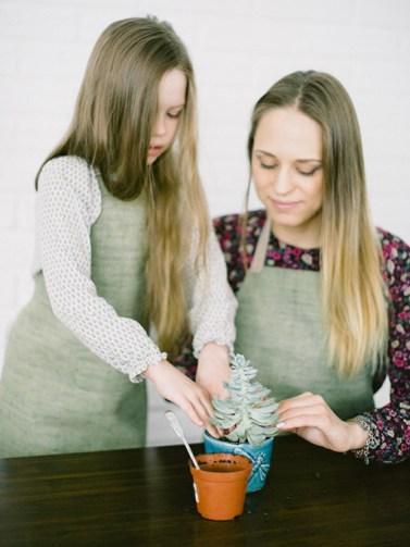 Рецепт счастья: Ира и Вика на кухне