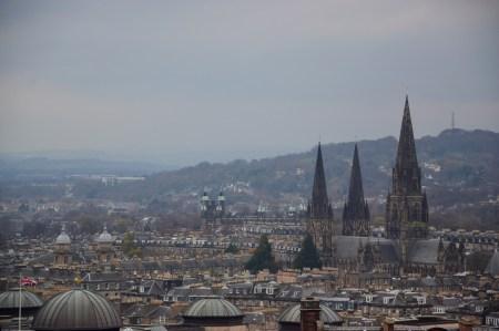 Туманный альбион: путешествие в Шотландию