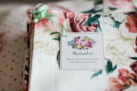 Приятные мелочи: фотосессия Myatashop