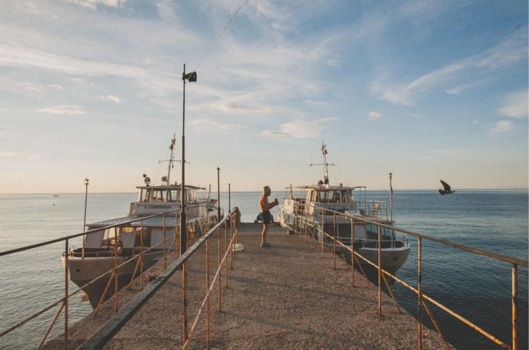 На край света: путешествие в Крым
