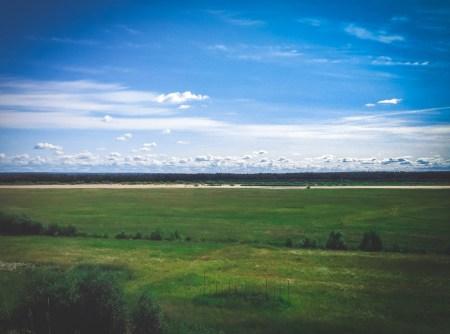 Родные просторы: путешествие в русскую деревню