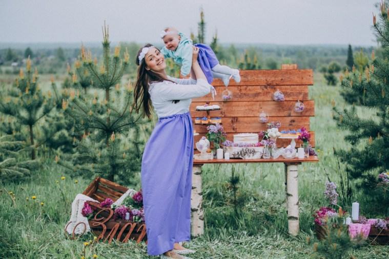 Очарование сирени: Женя, Алена и Злата