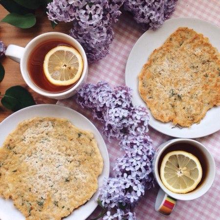 Рецепт овсяного блина к завтраку