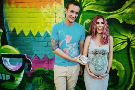 Яркое лето: Алексей и Мария в ожидании дочки