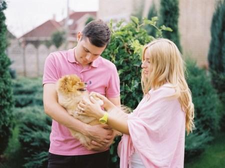В объятиях нежности: Даша и Игорь в ожидании дочки