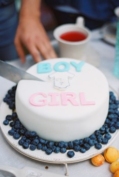 Gender Reveal Party: мальчик или девочка