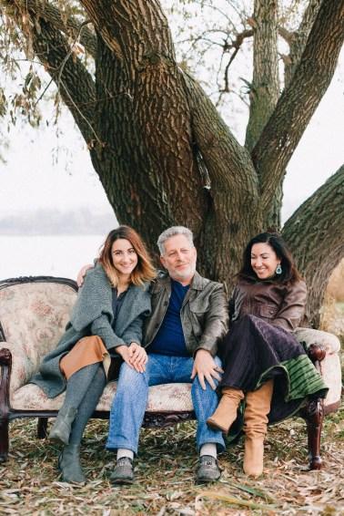 Семейные ценности: Вера, Лена и Зорик