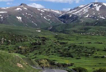 Вдохновение свободой: велопутешествие по Армении