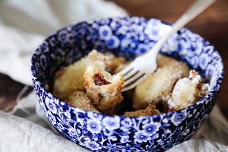 Рецепт ньокков картофельных с черносливом