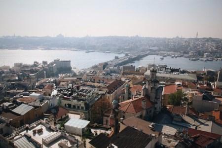 Один на один с городом: путешествие в Стамбул