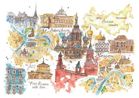 7 городов России для путешествия всей семьей