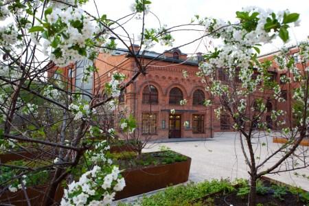 «Студия театрального искусства»: театр с зелеными яблоками на улице Станиславского