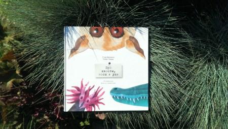 Обзор детской книги: Про хвосты, носы и уши