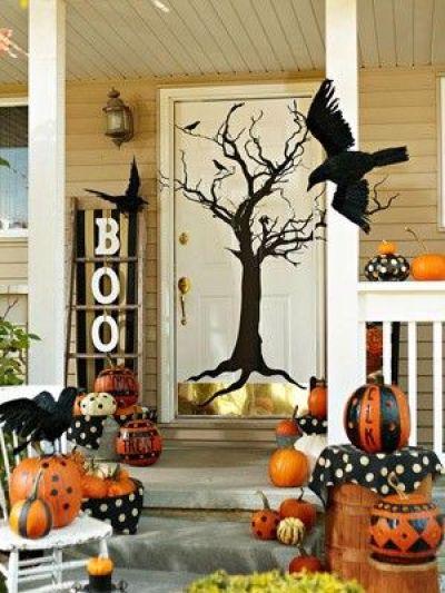 Halloween преображение интерьера: идеи и рекомендации