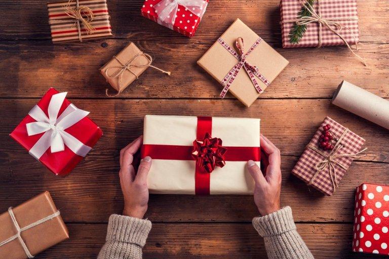 Новогодние покупки 2016