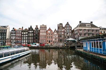 Первая любовь в Амстердаме