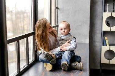 Моменты семейного счастья