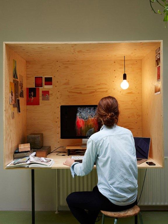 Дизайн и организация домашнего Мини-офиса