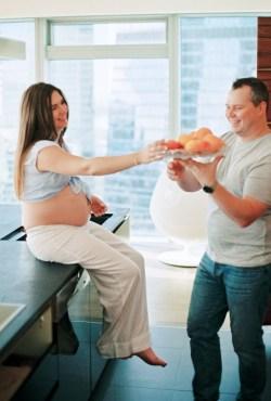 Life Style история любви и ожидания малыша
