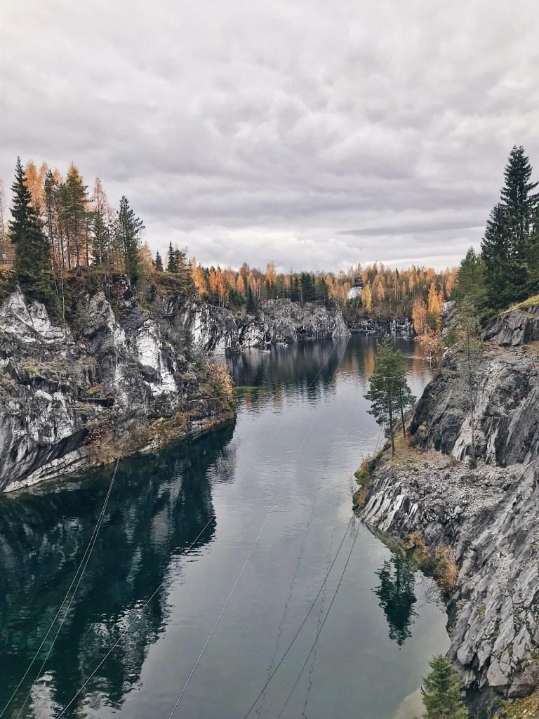 Карелия — край озер и лесов