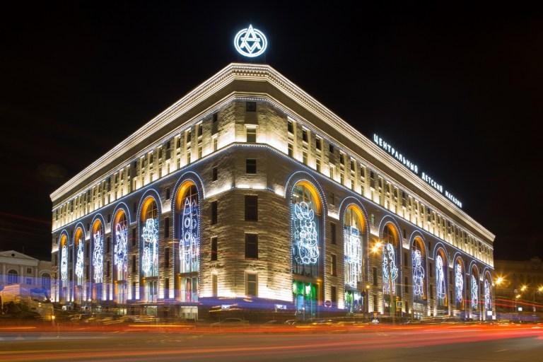 Новые детские магазины в ЦДМ на Лубянке
