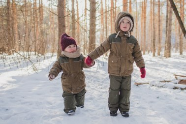 Зима — не повод сидеть дома!